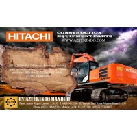 Spare Part Excavator Hitachi