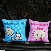 Boneka Bantal Baby