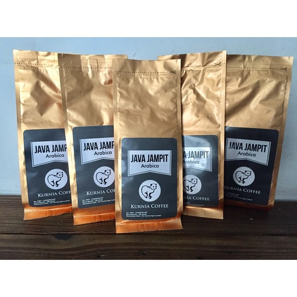 Java Jampit Coffee Powder