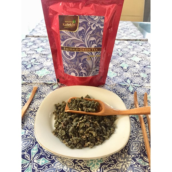 Emerald Green Tea
