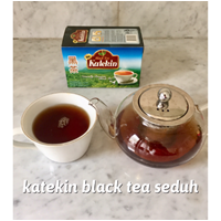 Black Tea Steamed Catechins