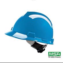 Helm Proyek MSA Biru