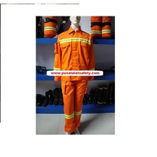 Wearpack / Coverall Nomex Anti Api
