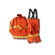Wearpack / Coverall Pemadam Kebakaran