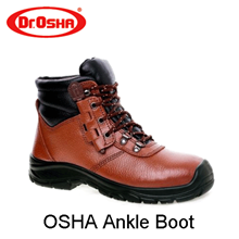 Sepatu Safety Shoes Dr Osha Osha Ankle Boot 3228