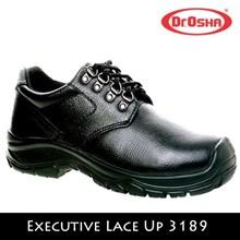 Sepatu Safety Shoes Dr OSHA Executive Lace Up 3189