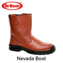 sepatu safety Dr Osha Nevada Boot