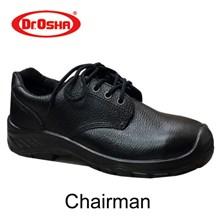 Sepatu Safety Dr OSHA Chairman Lace Up