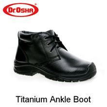 sepatu safety Dr Osha Titanium Ankle Boot