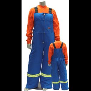 Wearpack / Coverall Nomex IIIA Insulated Bib Pant