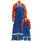 Wearpack / Coverall Nomex IIIA Insulated Bib Pant