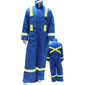 Wearpack / Coverall Nomex IIIA Insulated