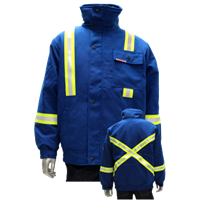 Wearpack / Coverall Nomex IIIA Insulated Parka 1
