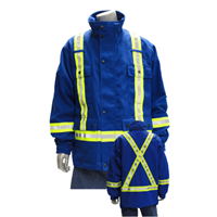 Wearpack / Coverall Tecasafe Plus Lined Mid-length Jacket 1