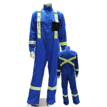 Wearpack / Coverall Tecasafe Plus Premium Warna Biru