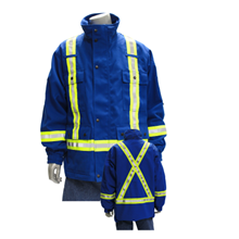 Wearpack / Coverall Tecasafe Lined Mid-Length Jacket