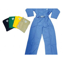 Wearpack / Coverall Eurotech 100% Cotton (ETCC-01)