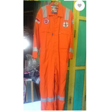 Wearpack / Coverall Anti Api Tecasafe Plus Fire Resistance