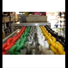 Rantai Plastik PVC Model C 9 mm