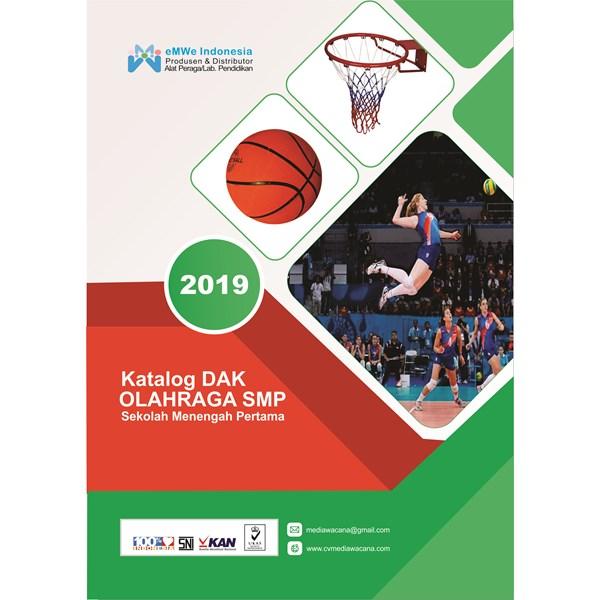 PAKET ALAT OLAHRAGA/PJOK SMP 2019