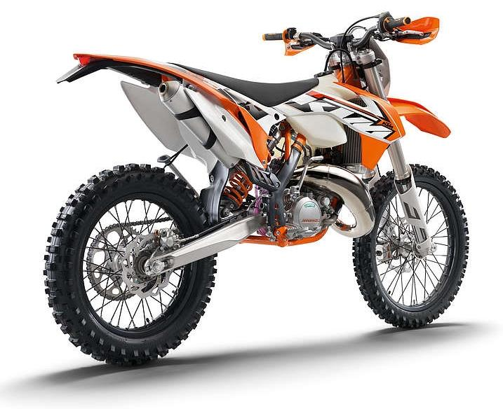 sell ktm 125 exc 2015 from indonesiacv. gia moto world,cheap price