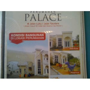 Rumah Di Perumahan Palace By Mga Property Group