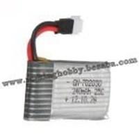 Battery 3.7V 250Mah Hubsan H107 X6 310B 385 X-5C