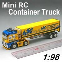 Truck Trailer 1:98
