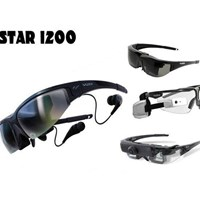 Jual  Kacamata Tembus Pandang STAR 1200