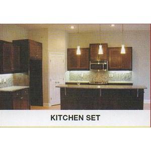 Jual kitchen set harga murah medan oleh quality door store for Jual aksesoris kitchen set