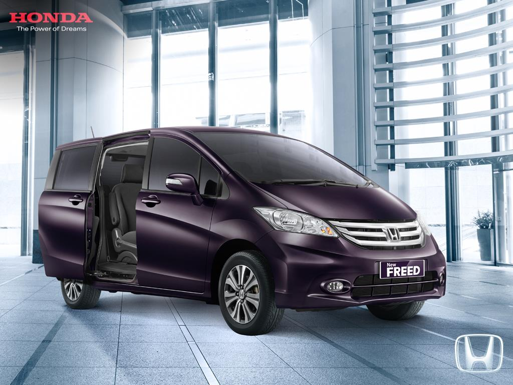jual mobil honda freed harga murah binjai oleh honda arista medan. Black Bedroom Furniture Sets. Home Design Ideas