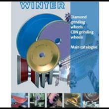 Winter Norton Diamond Grinding Wheel