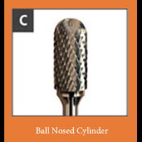 Procut Ball Nosed Cylinder - Mata bor