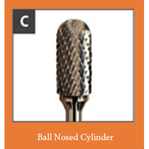 Procut Ball Nosed Cylinder