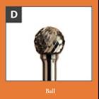 Procut Ball - Mata bor 1
