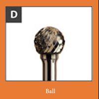 Mata bor bentuk bola (Procut Ball) 1