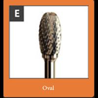 Mata tuner bentuk oval (Procut Oval)  1