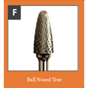 Mata tuner Procut Ball Nosed Tree
