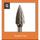 Procut Pointed Tree 1