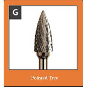 Procut Pointed Tree
