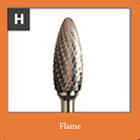 Procut Flame - Mata Bor 1