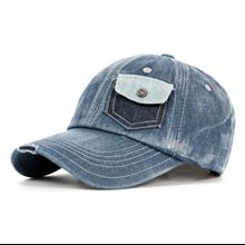 Topi Bahan Jeans