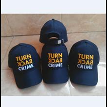 Topi Bahan American Dril