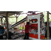Jual Mesin cetak Paving Batako atau Multi Prees K 500