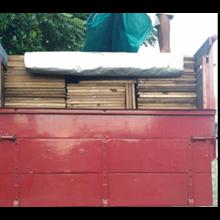 Pallet Ex Container