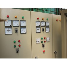 Panel control electrical
