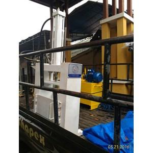 Mesin  Press Rumput Laut