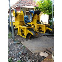 Distributor Mesin Stone Crusher Mini 3