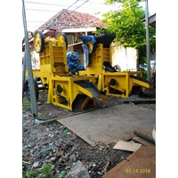 Jual Mesin Stone Crusher Mini 2