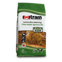 Nutram Lamb And Rice
